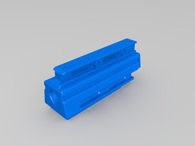 台灯底座-3d打印模型