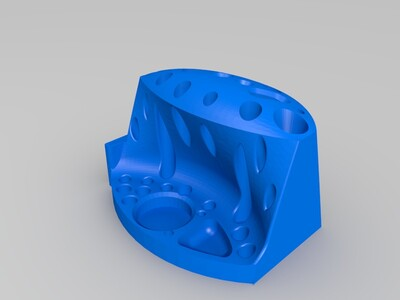 桌面工具架-3d打印模型