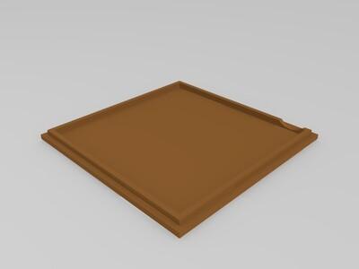 3x3/5x5光立方支架-3d打印模型