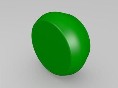 笔洗-3d打印模型