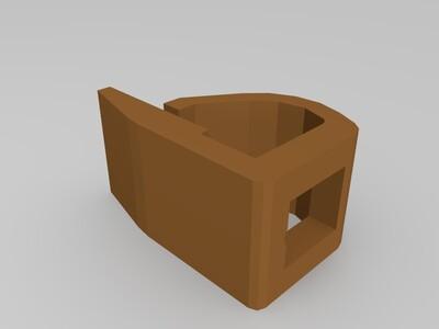 撬铲器-3d打印模型