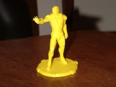 钢铁侠 切分-3d打印模型