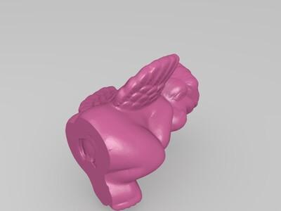 小天使-3d打印模型