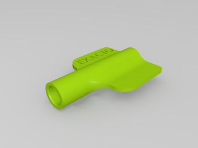 笔刀护套-3d打印模型