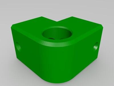 管架环箍-3d打印模型