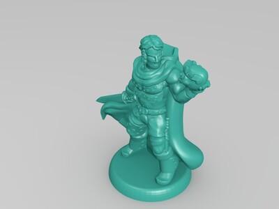 埃兰蒂夫-3d打印模型