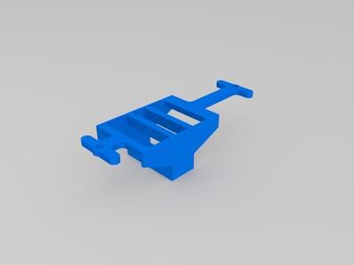 微型无人机-3d打印模型