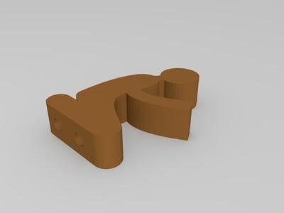 铅笔架-3d打印模型