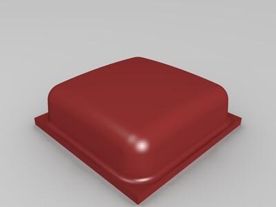 正方体-3d打印模型