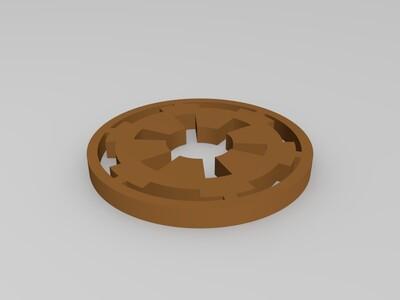 指尖陀螺-3d打印模型