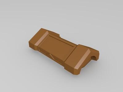 风暴英雄 宝箱-3d打印模型