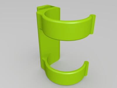 胶棒架-3d打印模型