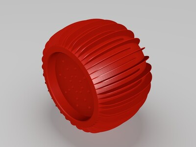 花盆座-3d打印模型