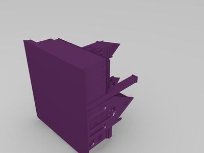 长老教会-3d打印模型