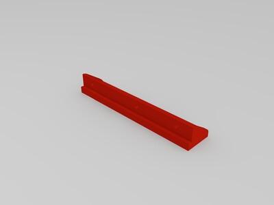 硬盘架-3d打印模型