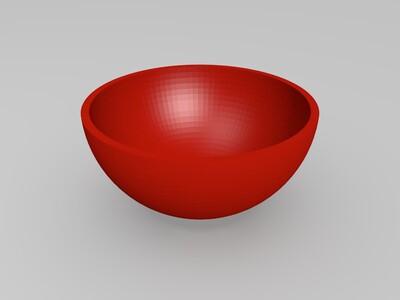 圆龟灯-3d打印模型