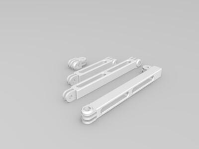 支架-3d打印模型
