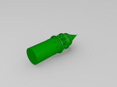 加拉达石塔-3d打印模型