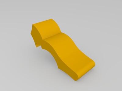 大脑功能拼图-3d打印模型