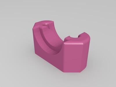 桌面级3D打印机全套组装零件-3d打印模型