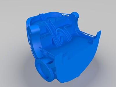 桑尼号-3d打印模型
