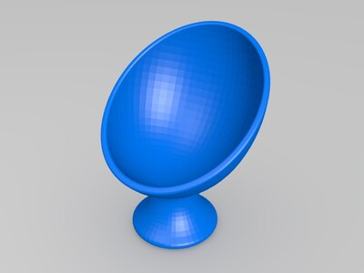 水果座椅-3d打印模型