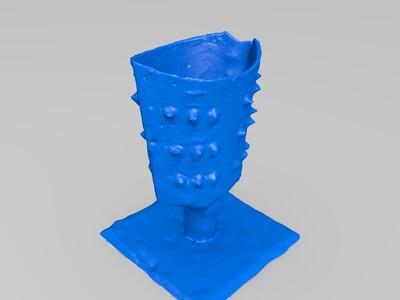 西周乐器-3d打印模型