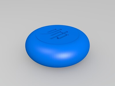 象棋的全部棋子(红方)-3d打印模型