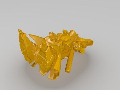 SAZABI-3d打印模型