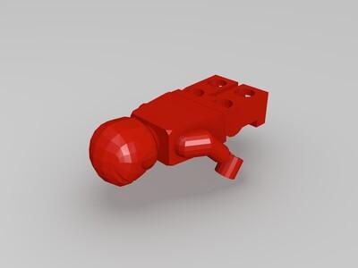legoman-3d打印模型