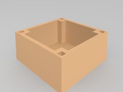 灯箱-3d打印模型
