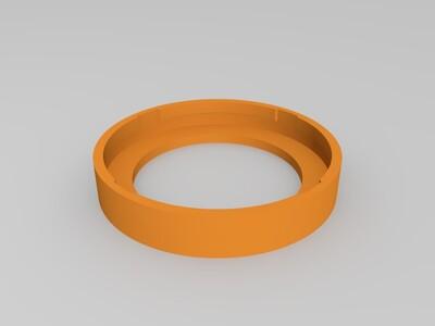 3D打印小台灯-3d打印模型
