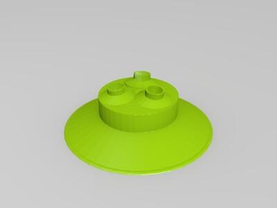 人像灯罩-3d打印模型