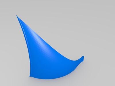 旋转灯罩-3d打印模型