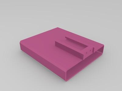 快拔手机套-3d打印模型