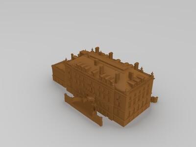 库珀·休伊特博物馆-3d打印模型