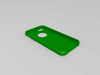 手机壳-3d打印模型