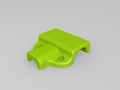 折叠桌固定夹-3d打印模型