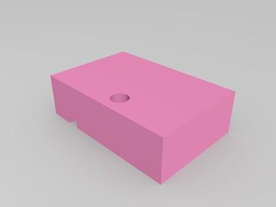 限位开关固定座-3d打印模型