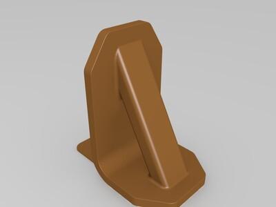 书挡-3d打印模型