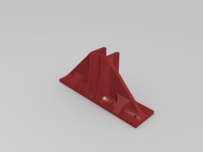 MICROMAKE C1 Y轴加强板-3d打印模型
