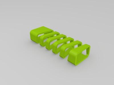 螺纹镂空-3d打印模型