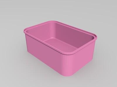 杂物小盒-3d打印模型