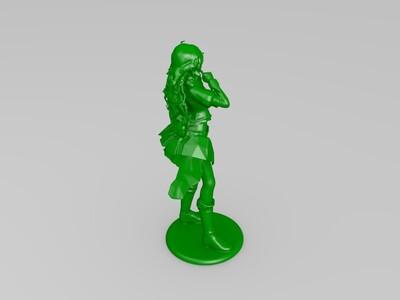 阳小龙-3d打印模型