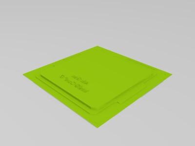 I7底座-3d打印模型