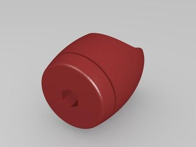 盖特机器人-3d打印模型