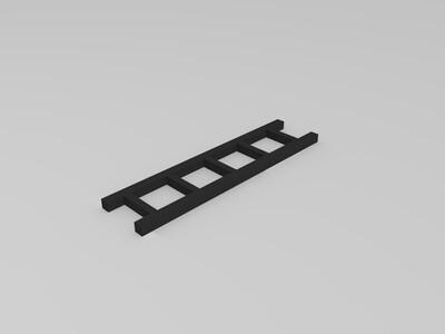 小木屋-3d打印模型