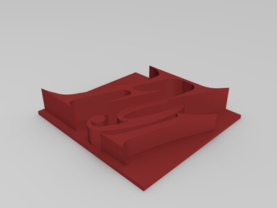 f91高达支架-3d打印模型