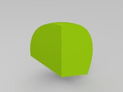 细胞结构模型-3d打印模型
