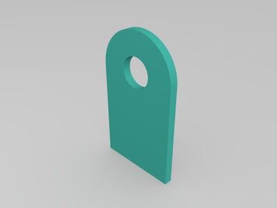 树屋-3d打印模型